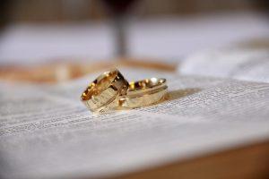 alliance pour mariage