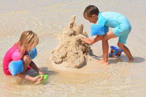 jeux de sable enfants