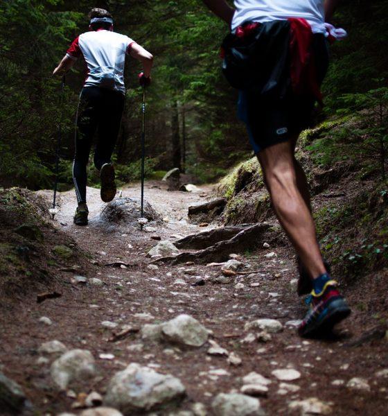 sport trail running