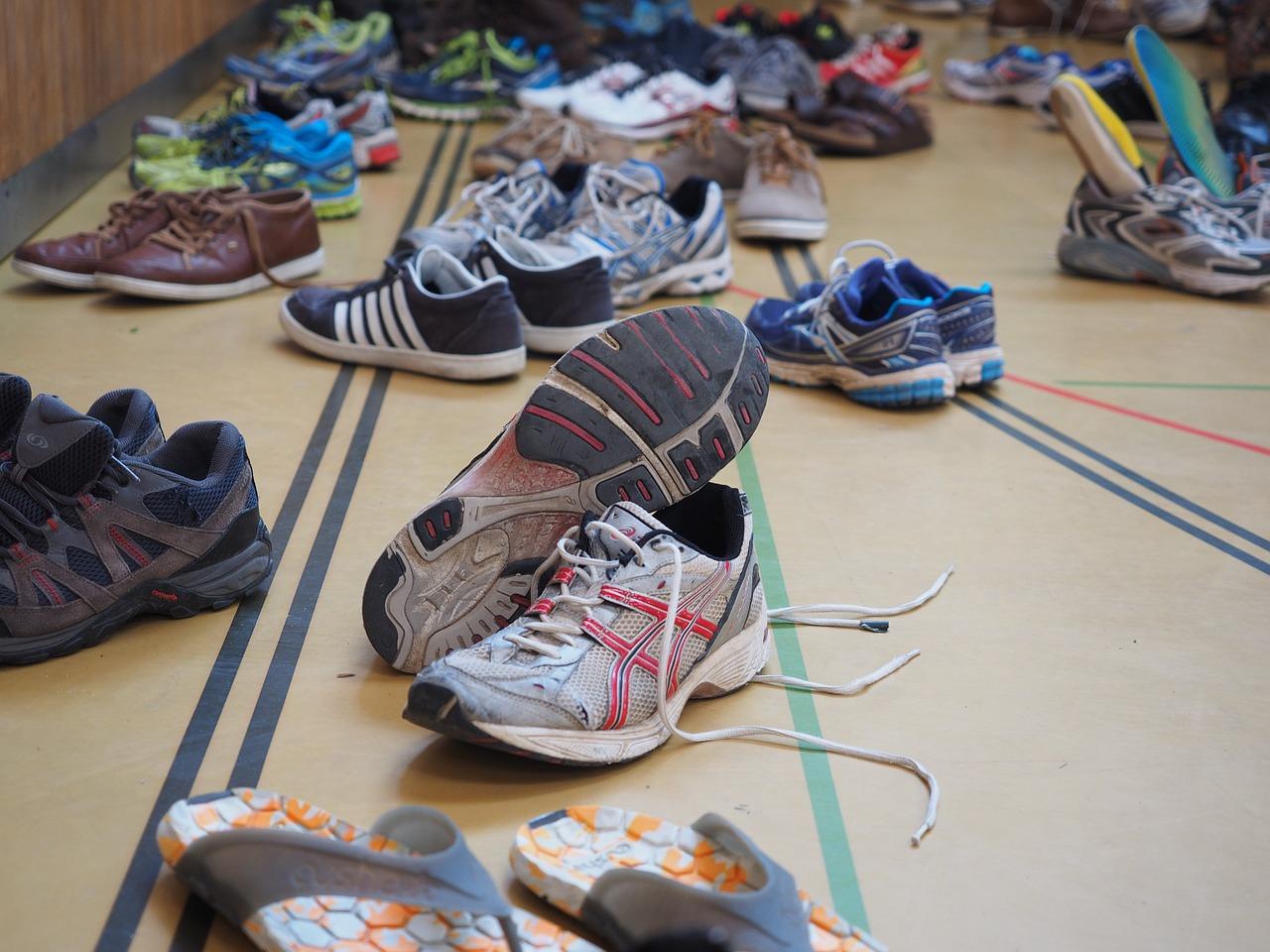 chaussures de trail Salomon