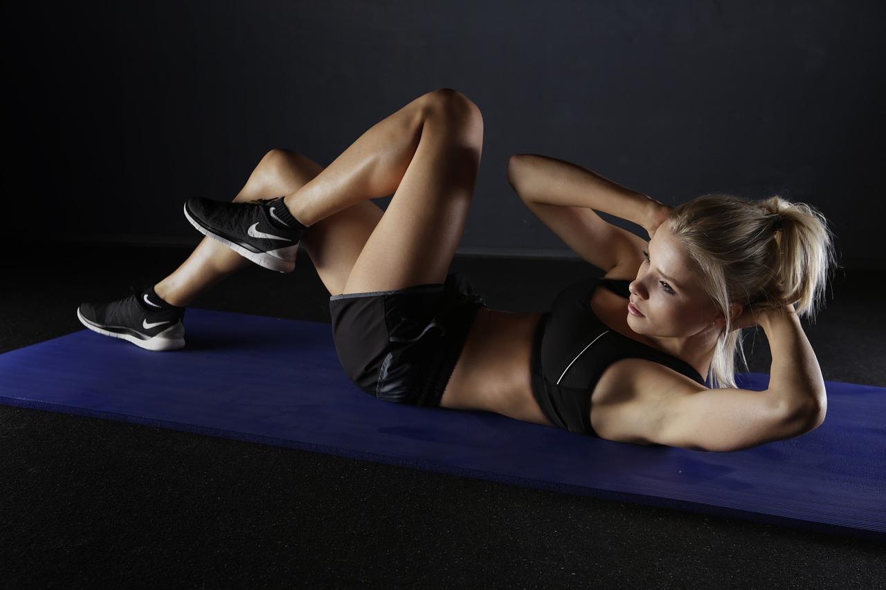 entrainement abdominaux
