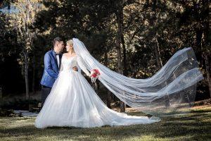 voile de marié